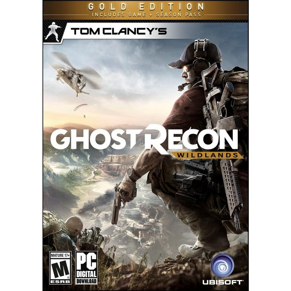Tom Clancy's Ghost Recon Wildlands Gold Edition | PC | GameStop