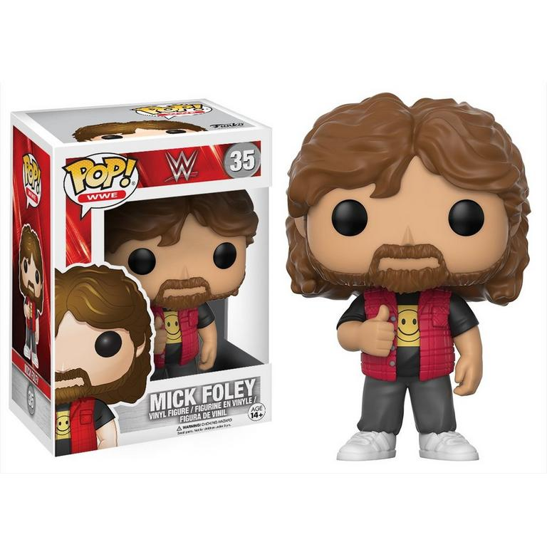 POP! WWE: WWE - Mick Foley