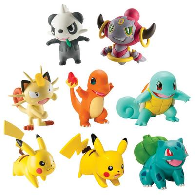 Pokemon Action Pose Figures (Assortment)