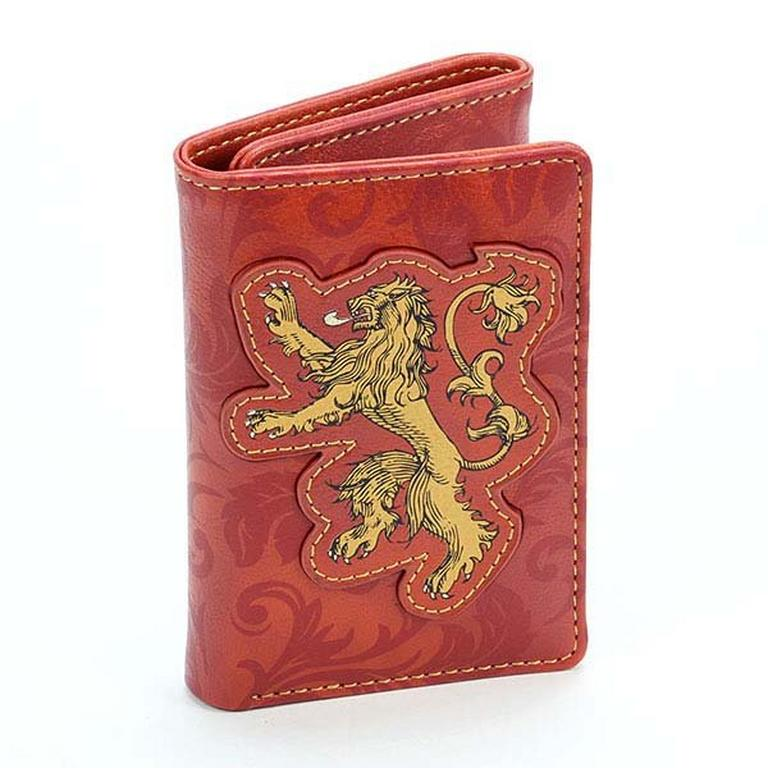 Game of Thrones Lannister Wallet