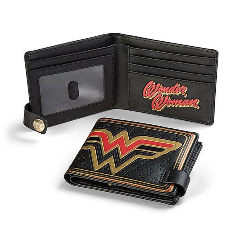 Justice League Wallets Wonder Woman