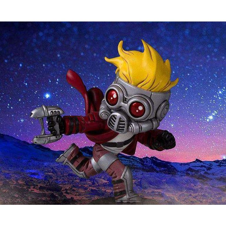 Marvel Guardians of the Galaxy Star Lord Animated Style Statue