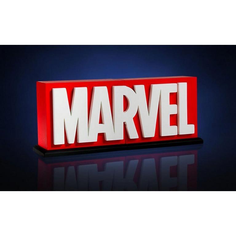 Marvel Logo Bookends
