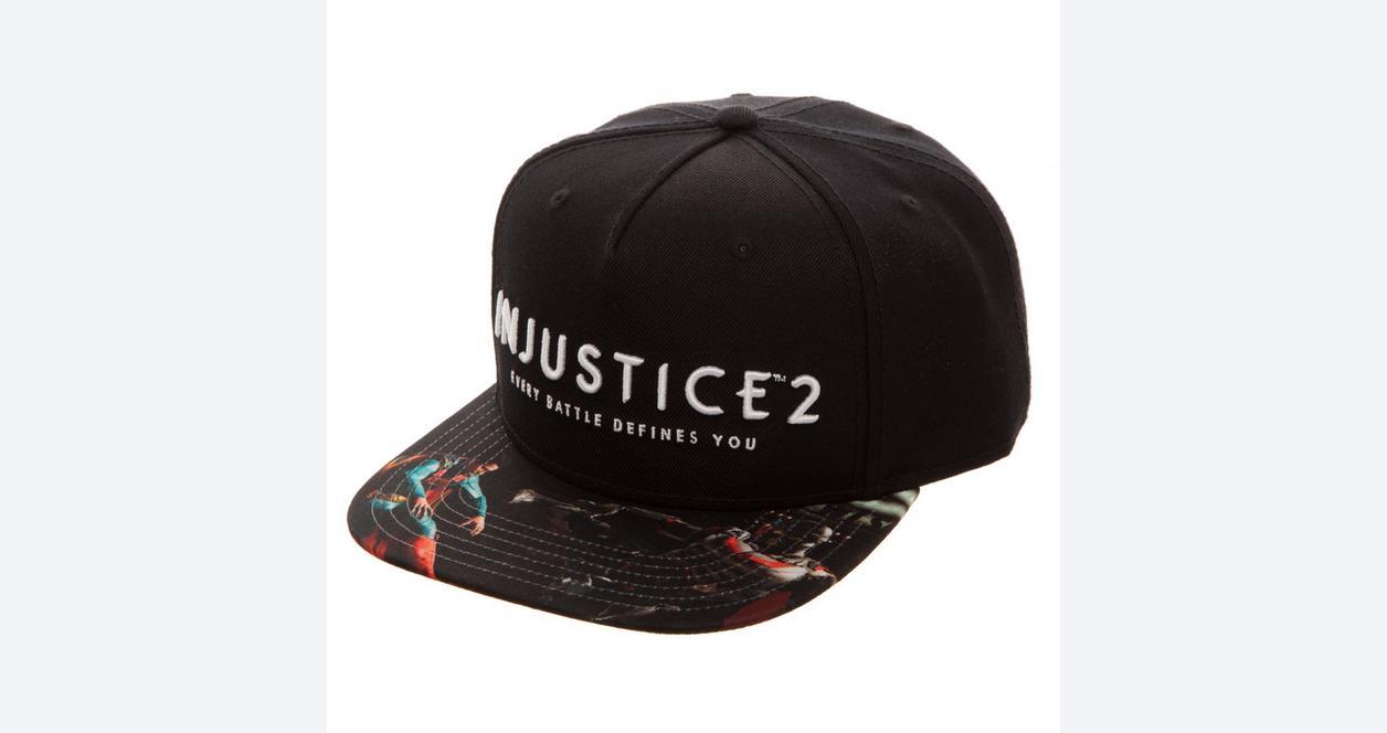 Injustice 2 Baseball Cap