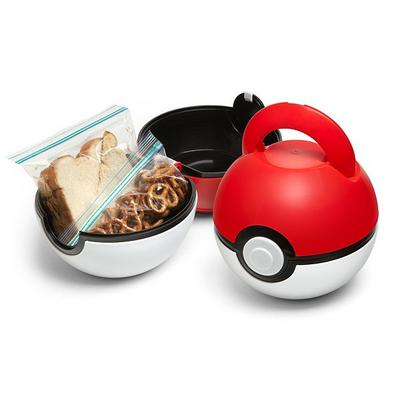 Pokemon PokeBall Lunch Case
