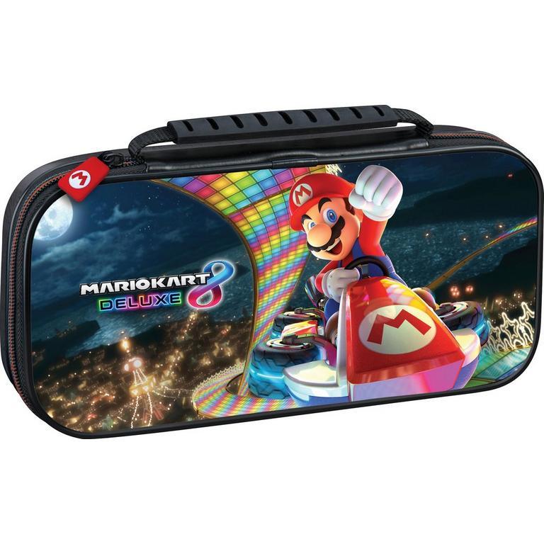 Nintendo Switch Mario Kart 8 Game Traveler Deluxe Travel Case