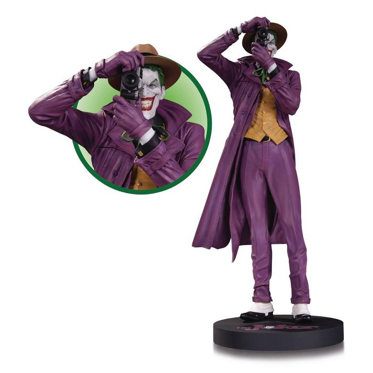 The Killing Joke, Joker Statue