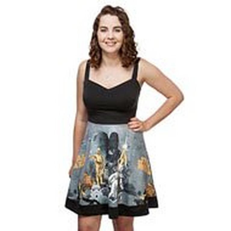 Star Wars Pattern Dress