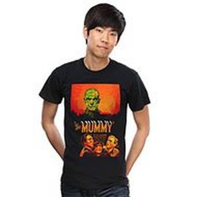The Mummy Gets Green T-Shirt