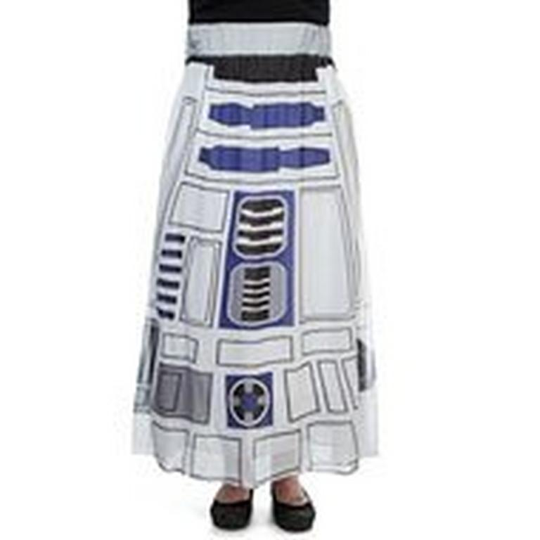 Star Wars R2-D2 Maxi Skirt