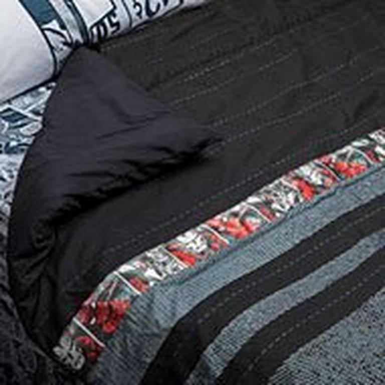 Marvels Avengers Comforter TwFull