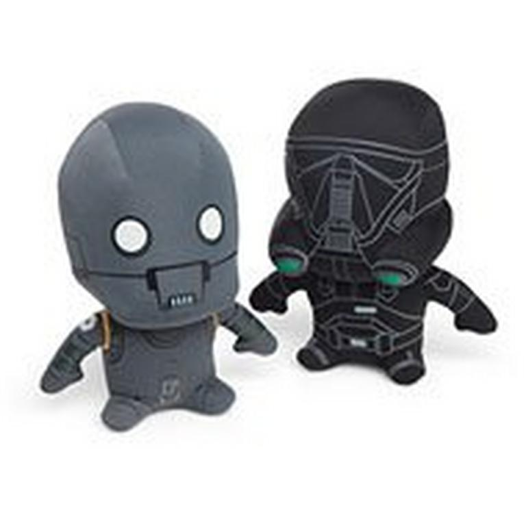 Star Wars Rogue One Plushes Deathtrooper