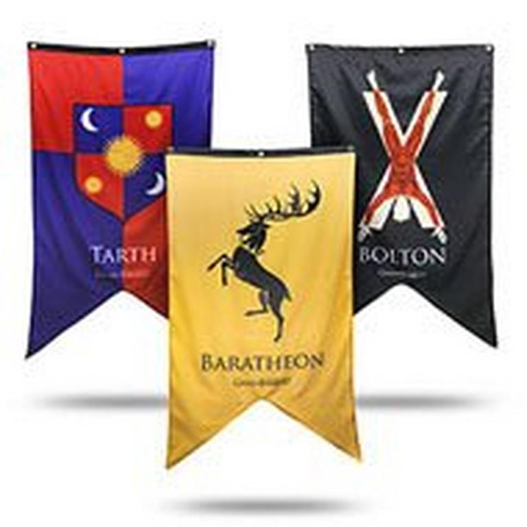 Game of Thrones Banners 2 Bolton