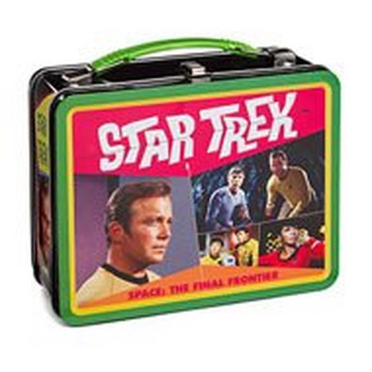 Star Trek TOS Lunch Box