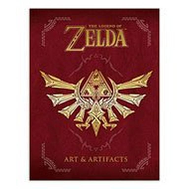 The Legend of Zelda Art Book