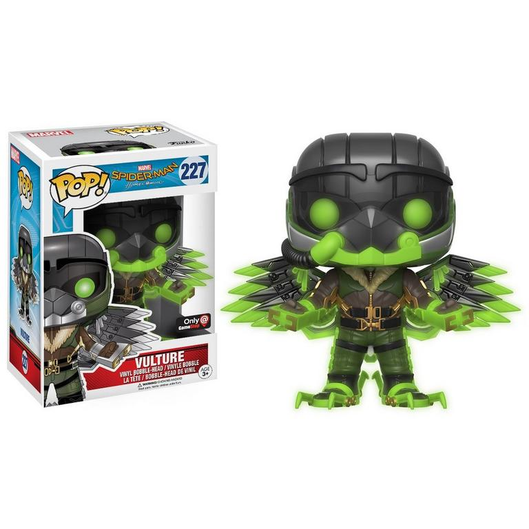 POP! Marvel: Spider-Man Homecoming - Vulture (Glow) - Only