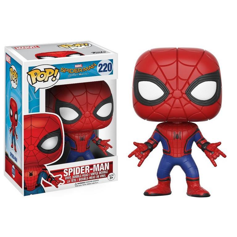 POP! Marvel Spider-Man: Homecoming Spider-Man