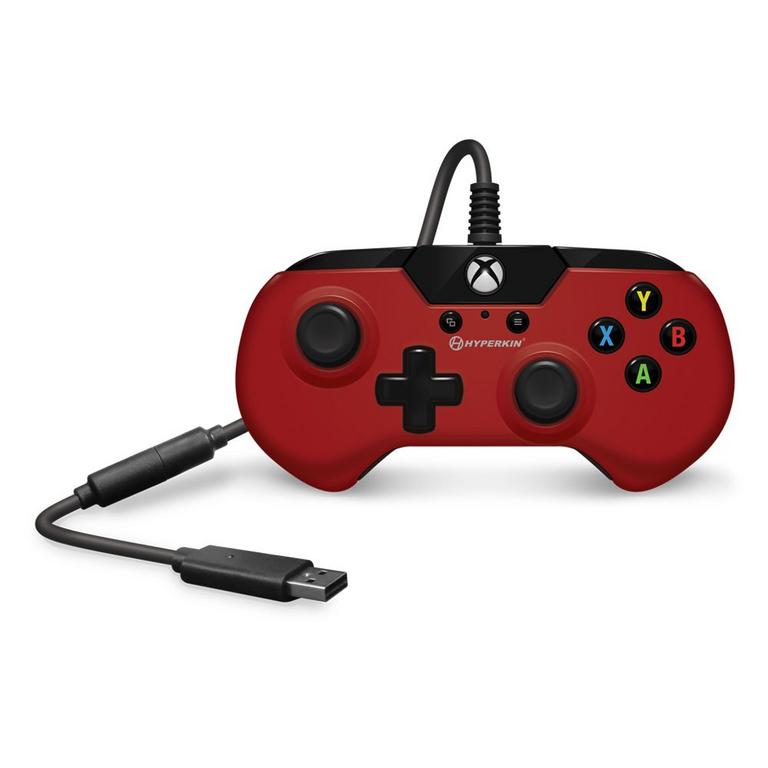 Xbox One Red X91 Wired Controller