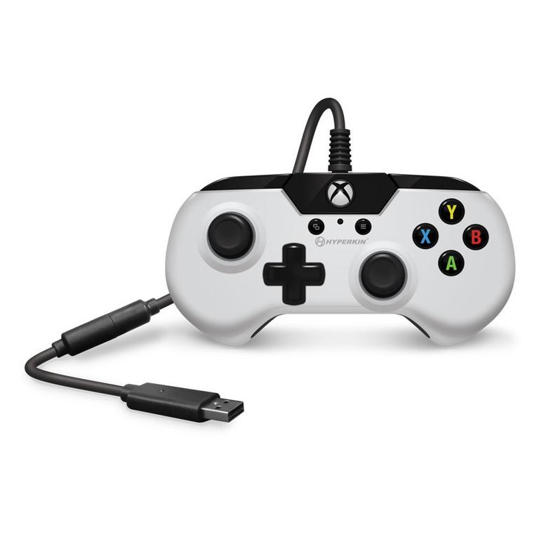 White X91 Wired Controller for Xbox One