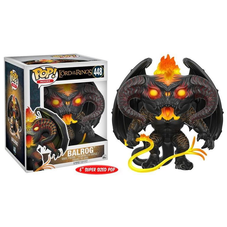POP! Movies: The Lord of the Rings Barlog 6-inch