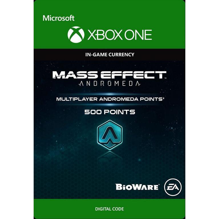Mass Effect: Andromeda 500 Andromeda Points