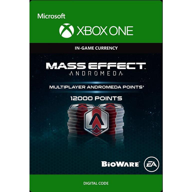 Mass Effect Andromeda - 12000 Andromeda Points