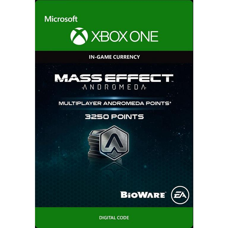Mass Effect Andromeda - 3250 Andromeda Points