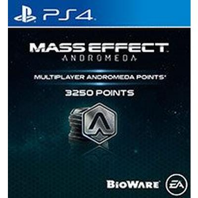 Mass Effect Andromeda - 3250 Andromeda Points