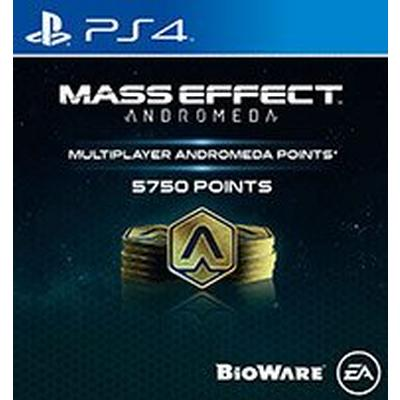 Mass Effect Andromeda - 5750 Andromeda Points