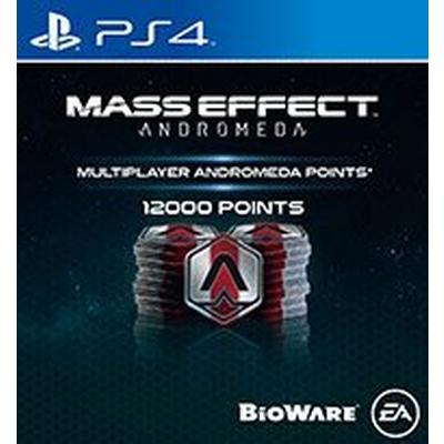 Mass Effect Andromeda - 12000 Andromeda Points