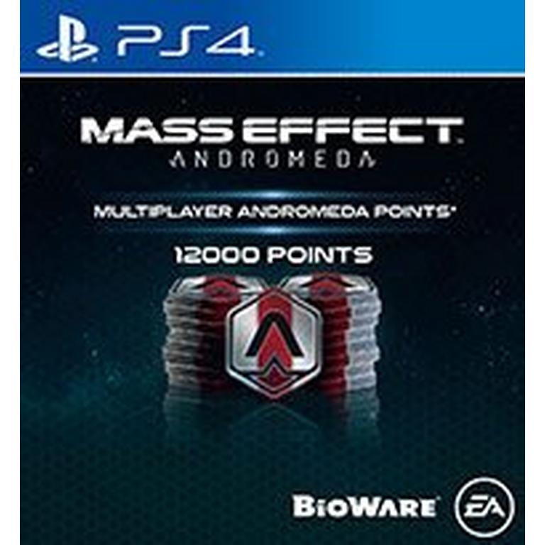 Mass Effect: Andromeda 12,000 Andromeda Points