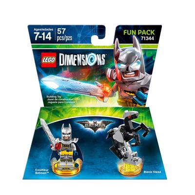 LEGO Dimensions Fun Pack: Excalibur Batman (LEGO Batman Movie)