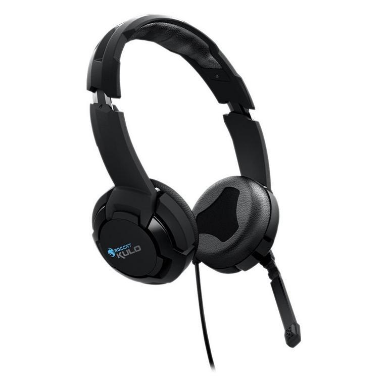 Kulo Stereo Gaming Headset - Black
