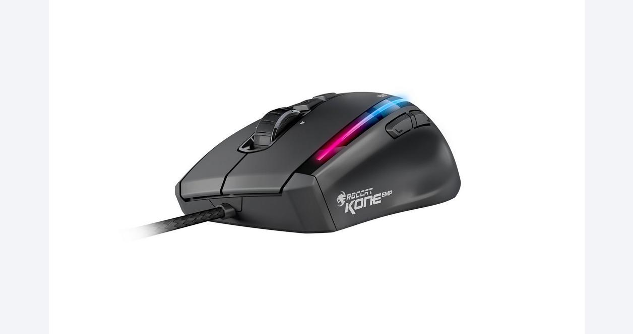 Kone Emp - Max Performance RGB Gaming Mouse - Black