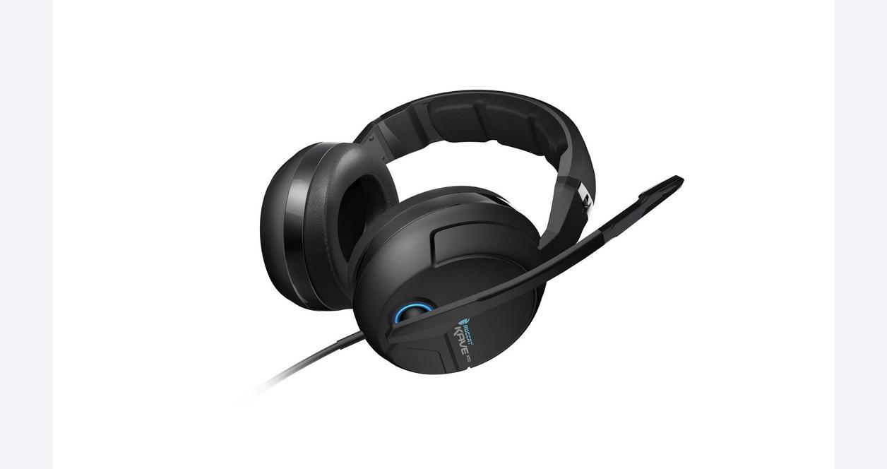 Kave XTD 5.1 Digital Premium Surround Headset - Black