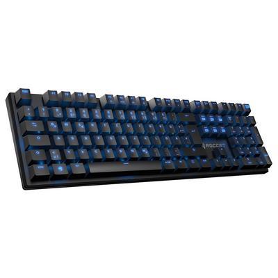 Suora Frameless Mechanical Gaming Keyboard - Black