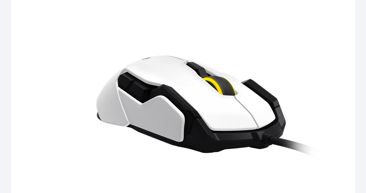Kova - Pure Performance Gaming Mouse - White