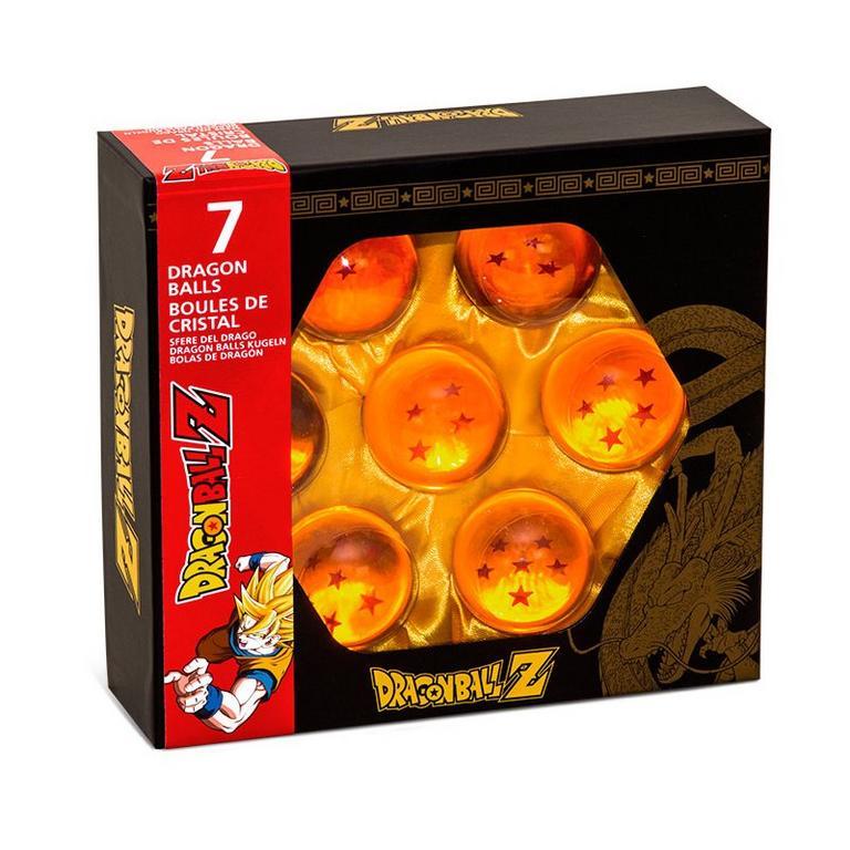 Dragon Ball Z 7pc Dragon Ball Set - ThinkGeek Exclusive