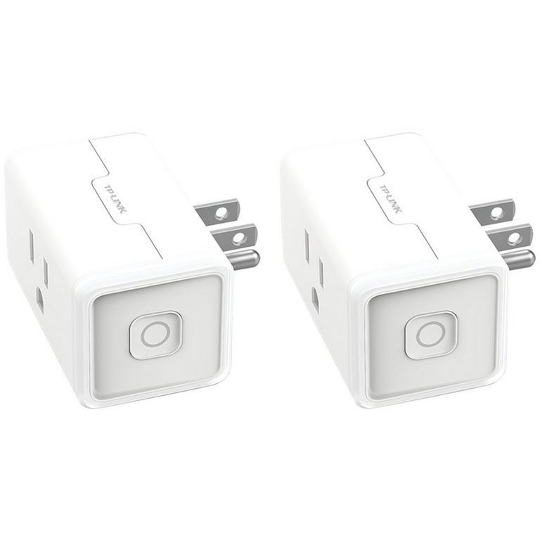 TP-Link Mini Smart Wi-Fi Plug 2-Pack (HS105 KIT)