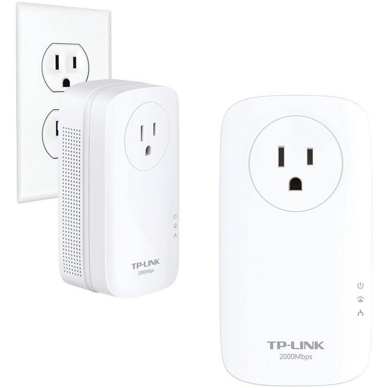 TP-Link AV2000 Powerline Kit (TL-PA9020P KIT)