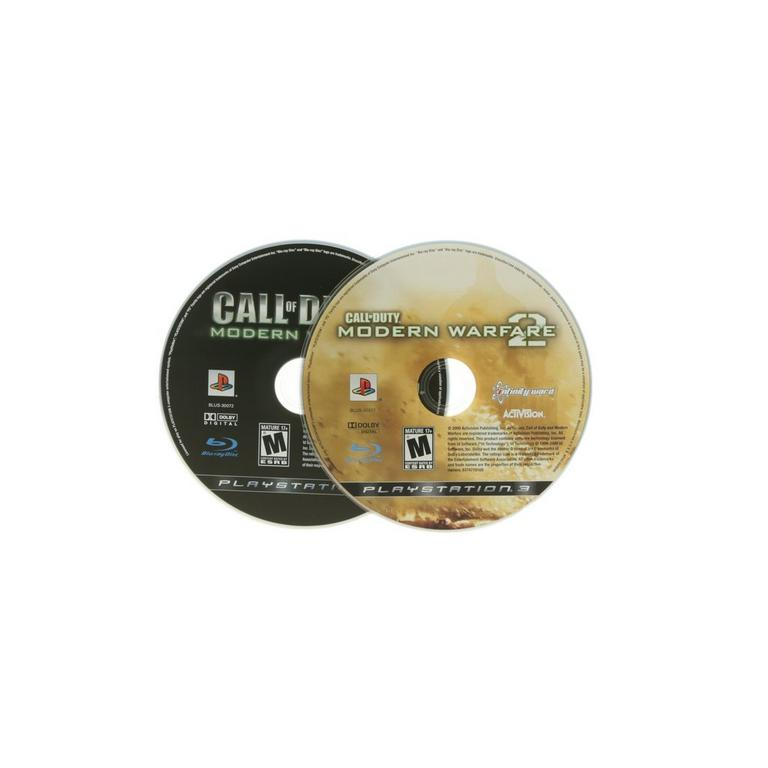 Call of Duty MW and MW2 Coll