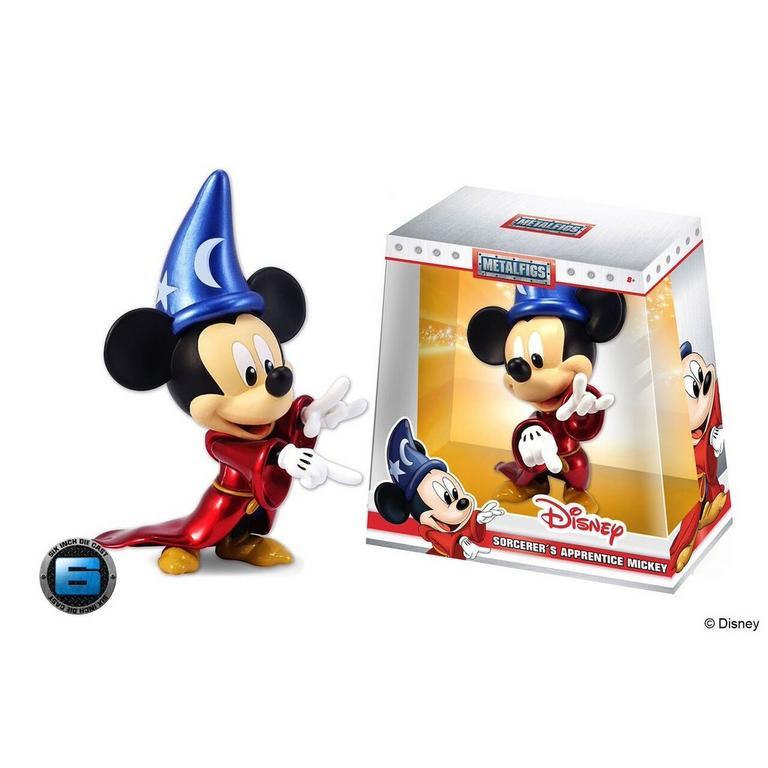 Metal Die Cast Figure: Disney Sorcerer Mickey