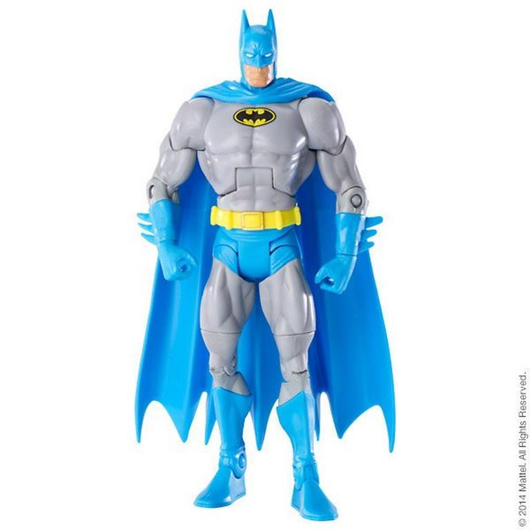DC Super Powers 30th Anniversary: Batman Action Figure