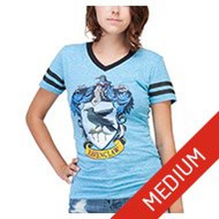 Harry Potter Ravenclaw V-Neck T-Shirt