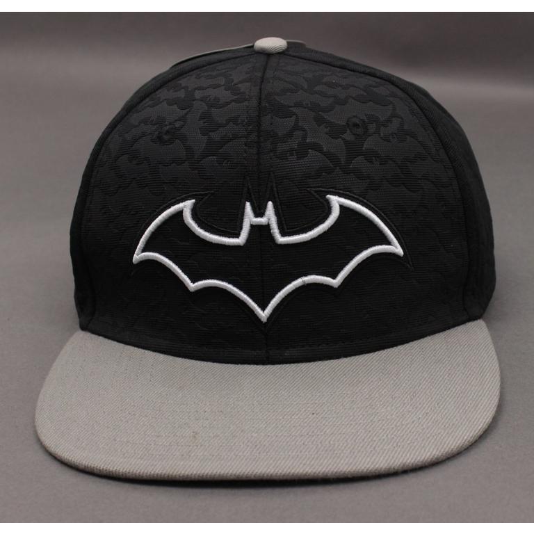 Batman Logo Embossed Baxeball Cap