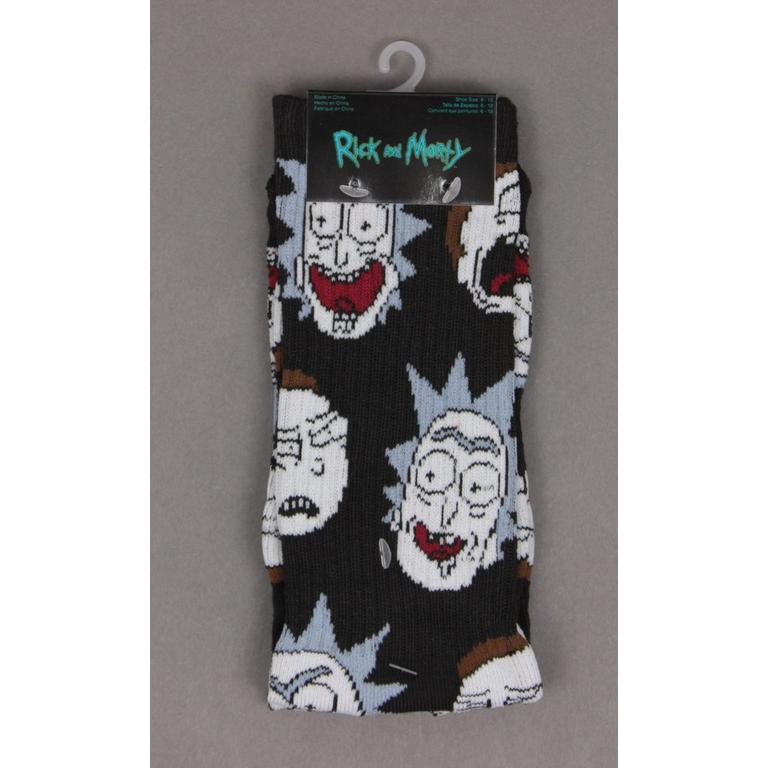 Rick and Morty Socks