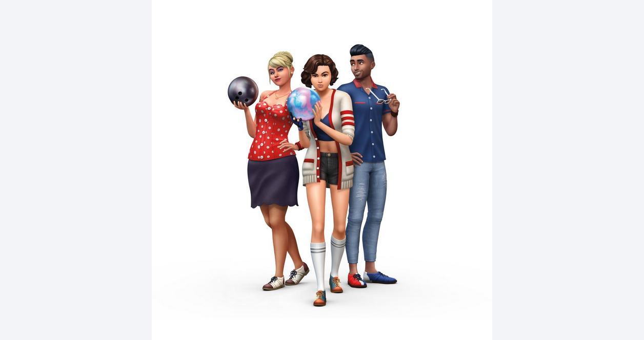 The Sims 4: Bowling Night Stuff Pack