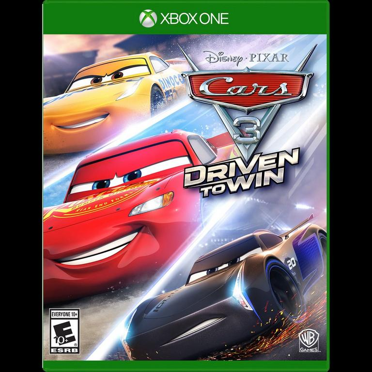 Cars 3 Driven To Win Xbox One Gamestop
