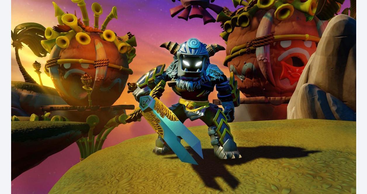 Skylanders Imaginators Cursed Tiki Temple Level Pack