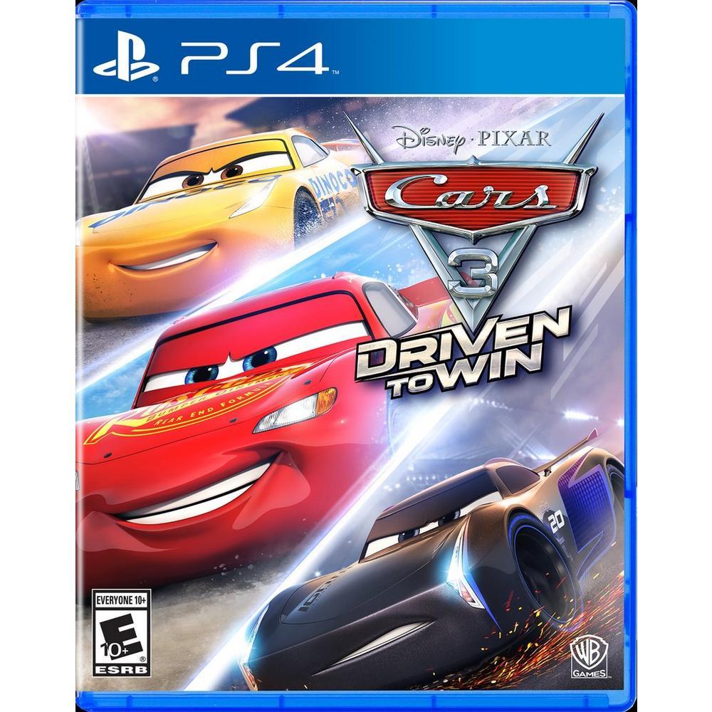 Cars 3: Driven to Win   PlayStation 4   GameStop